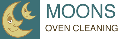 Moons Oven Cleaning, Swindon Marlborough and beyond Logo